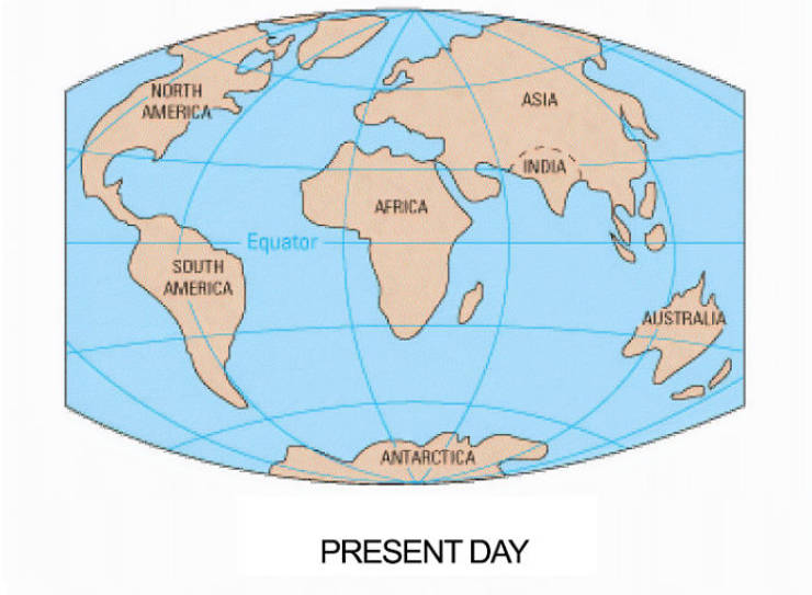 This Map Explains Our World Geography 300 Million Years Ago