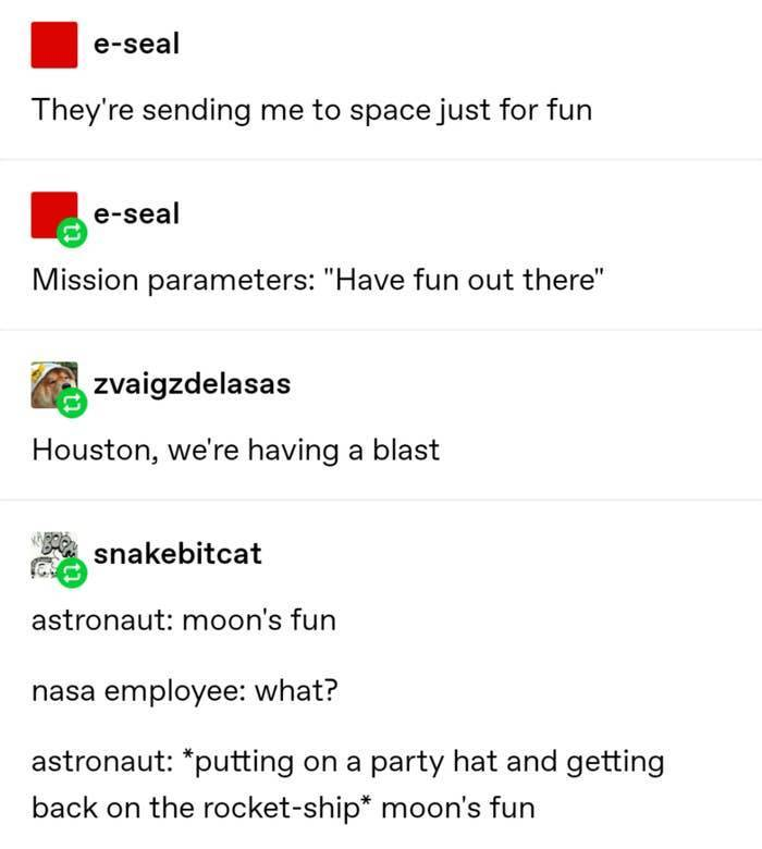 Tumblr Is Just Pure, Uncontrollable Fun!