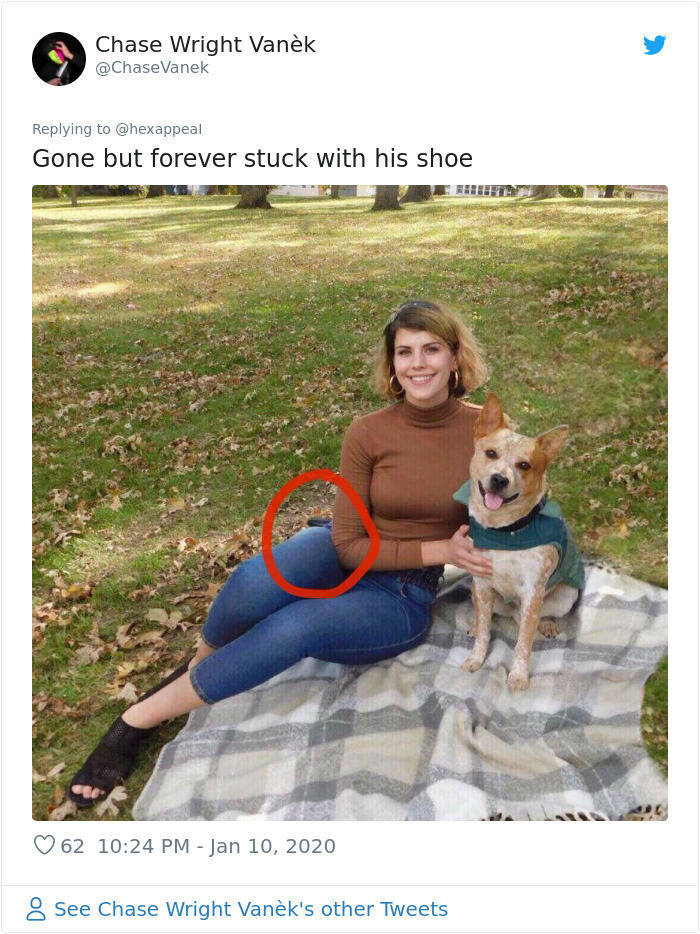 Woman Removes Exes From Photos For 10$ Per Photo