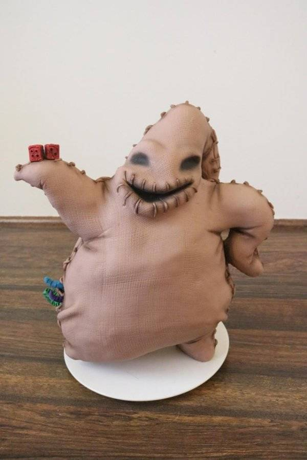 Only A Monster Would Ruin These Cakes!