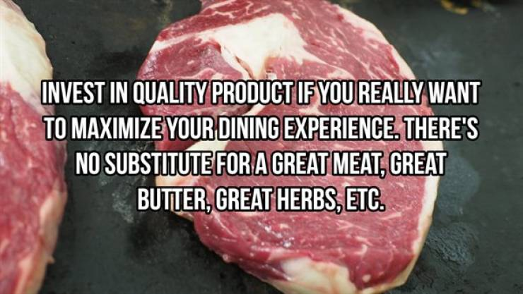 Random Steak Hacks To Up Your Meat Game