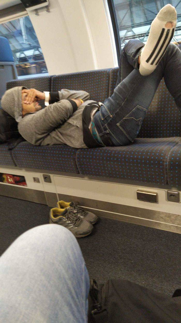 These Passengers Are Not Okay At All…