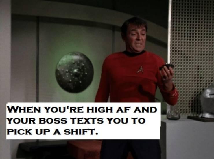 """""""Star Trek"""" Fans, Unite For The Memes!"""