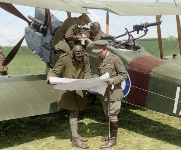 Colorized World War I Photos Are Hard To Look At