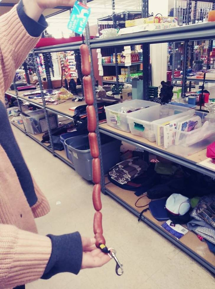 Thrift Store Treasures Are Endless!