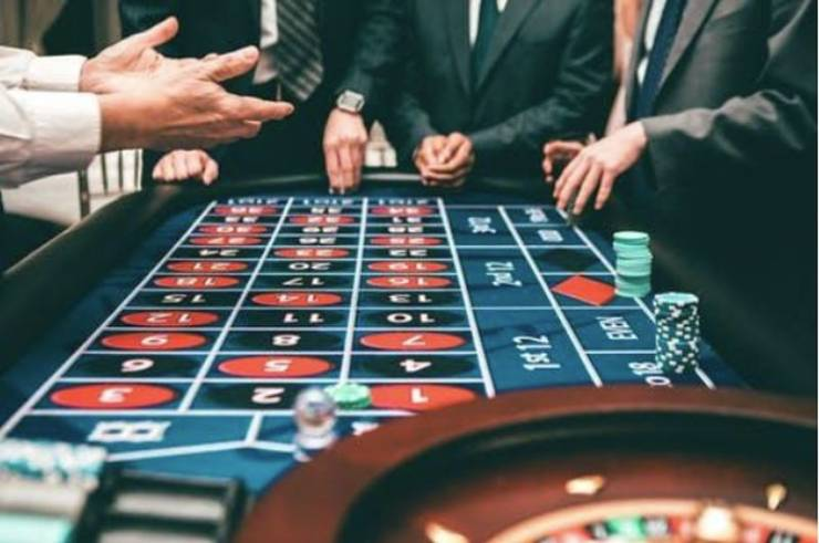 How to easily win roulette in casino