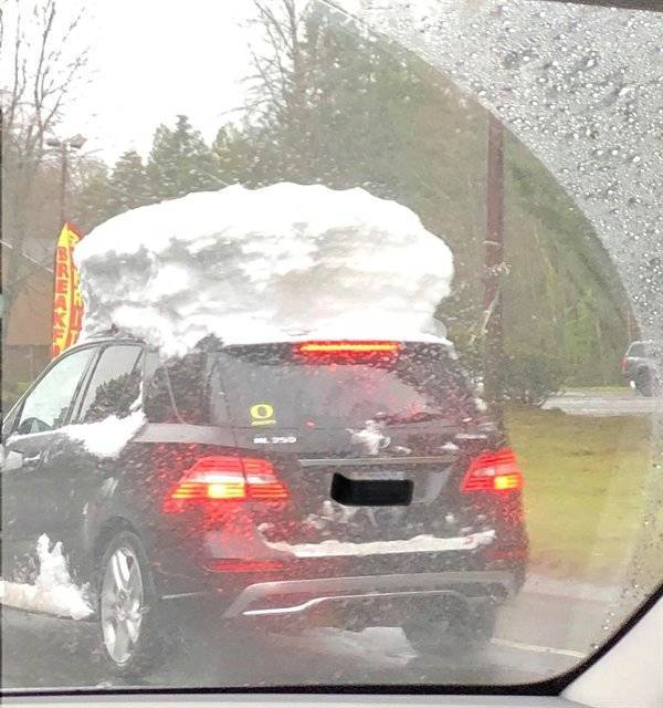 Get Out Of Your Car!