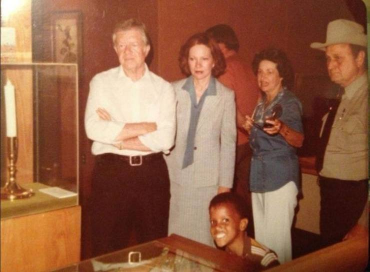 What Are Celebrities Doing In Your Family Albums?!