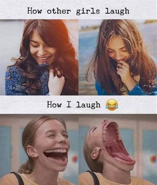 Don't Laugh, Or You'll Lose