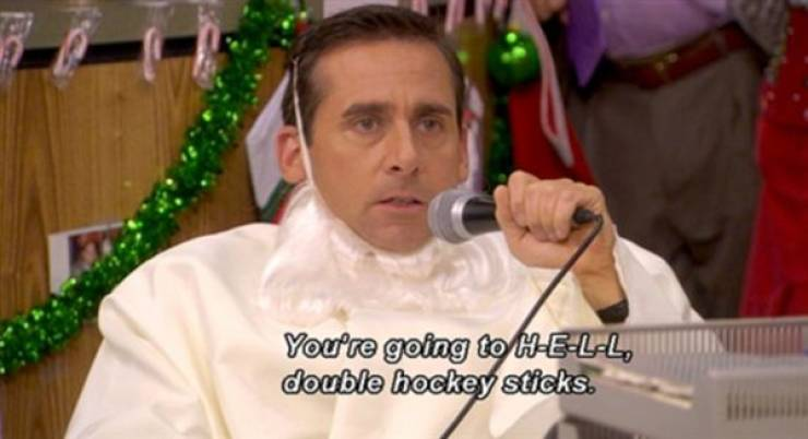 Michael Scott Will Make You Wiser (Not Guaranteed, Though)