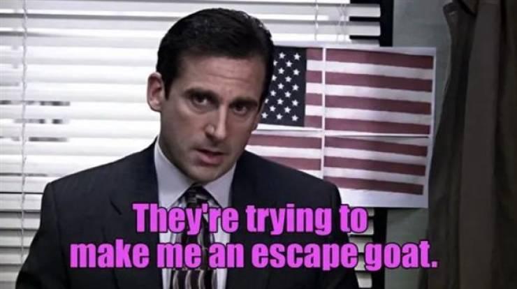 Michael Scott Will Make You Wiser (Not Guaranteed, Though)