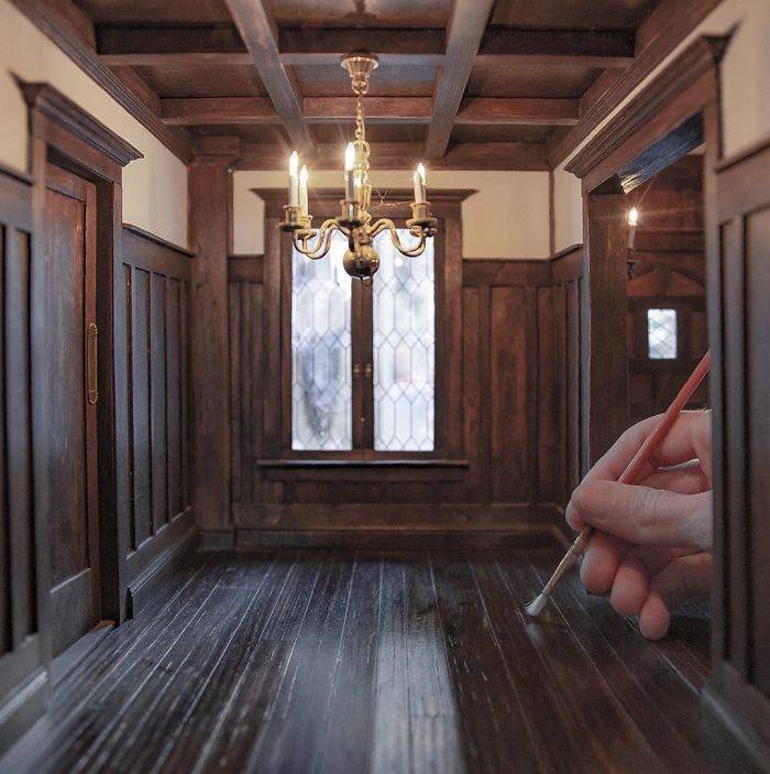 These Historical Rooms Are Actually Miniature Replicas!