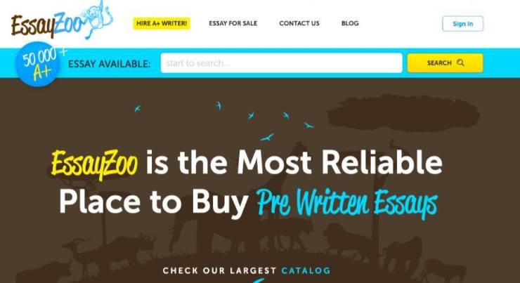 EssayZoo Overview: Place to buy Pre-Written essays
