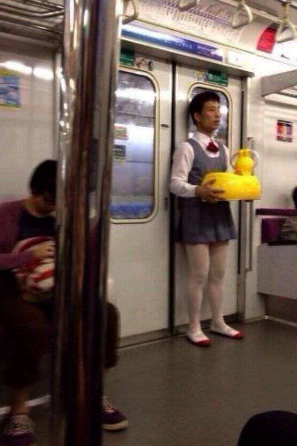 These Are Weird, Subway-Loving Species