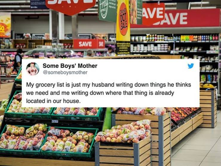 Married Life Jokes Are Both Funny And Sad At The Same Time