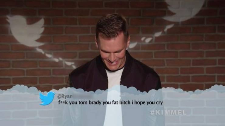 Let's See How NFL Stars Handle Mean Tweets