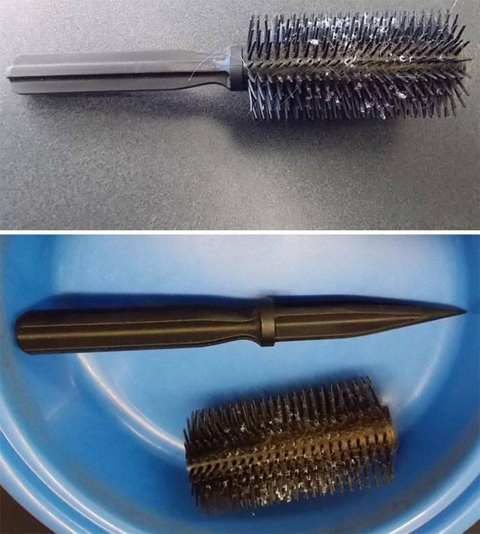 TSA Posts The Weirdest Stuff They Confiscate