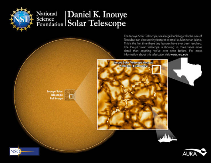 We Finally Know How Sun's Surface Looks Up Close!