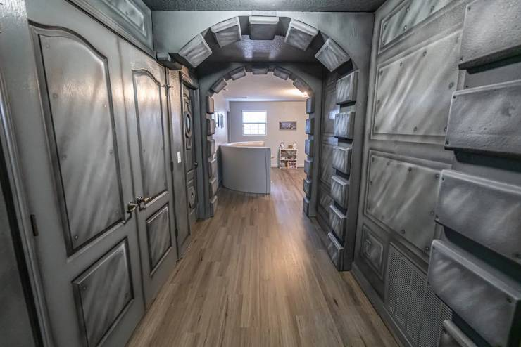 "This AirBnB Is For All The ""Star Wars"" Fans Out There!"