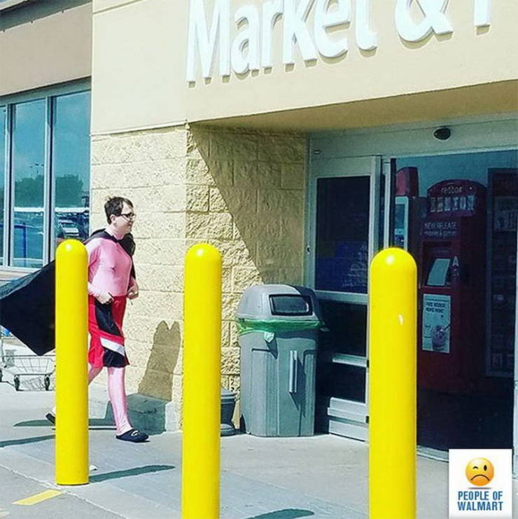 """Walmart Customers Can Be Very """"Special""""…"""