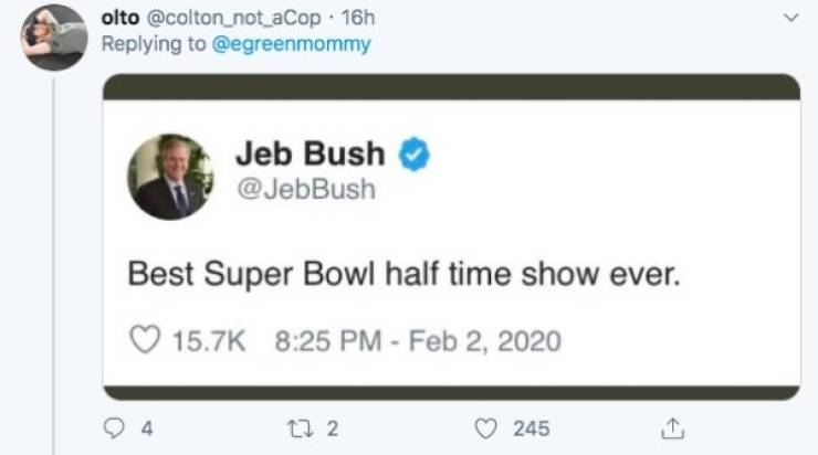 Woman Says Super Bowl Halftime Show Was Pornographic, Internet Responds