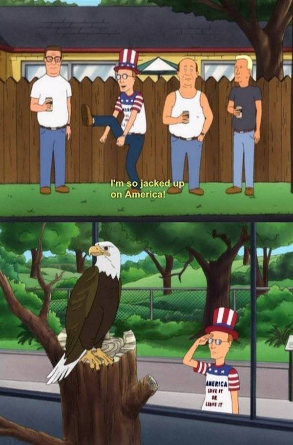 Dale Gribble Is This Generations Beautiful Mind