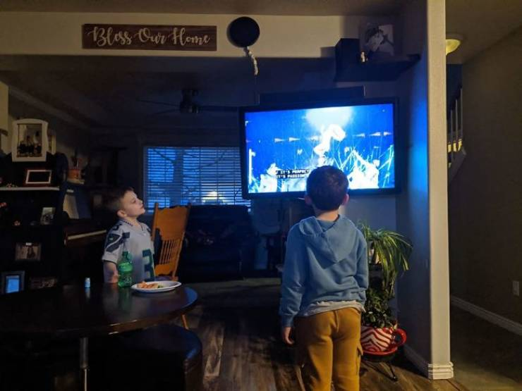 Parents Shared Their Kids' Reactions To The Super Bowl Halftime Show