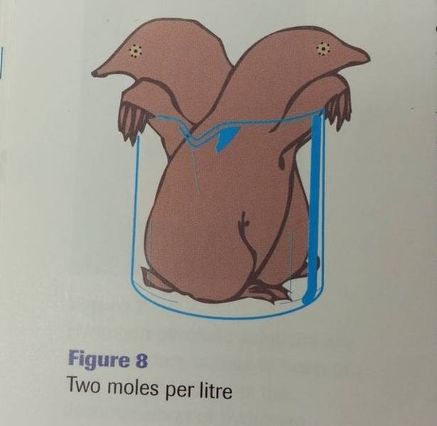 These Textbook Illustrations Could've Been Better…