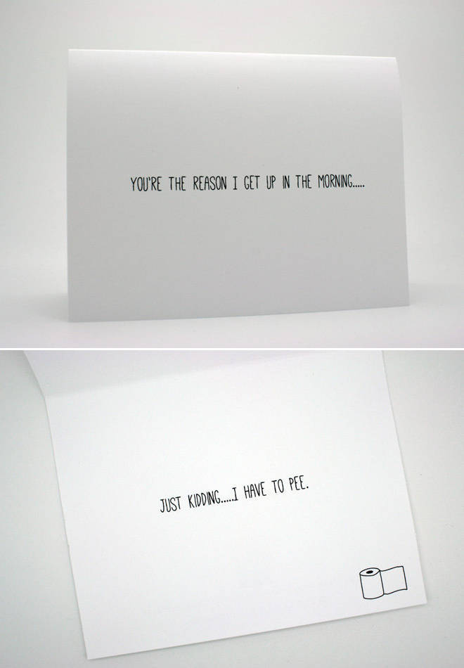 These Valentine Cards Are Not Very Sweet…
