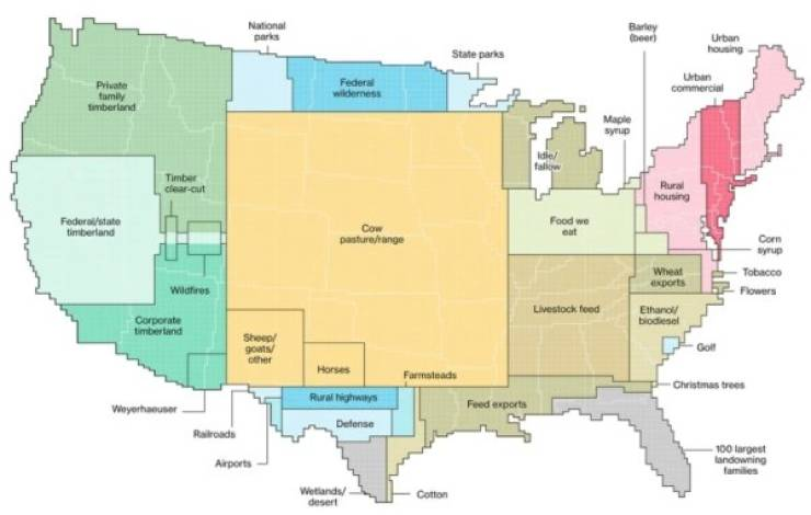 USA Explained In Maps