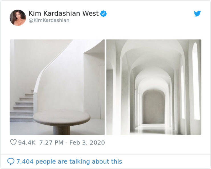 Kim Kardashian Shares Photos Of Her Mansion, Internet Helps Her Decorate It
