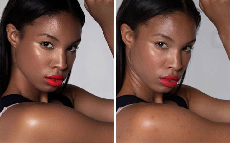 Photoshop Can't Make You Look Prettier In Real Life, Sorry…