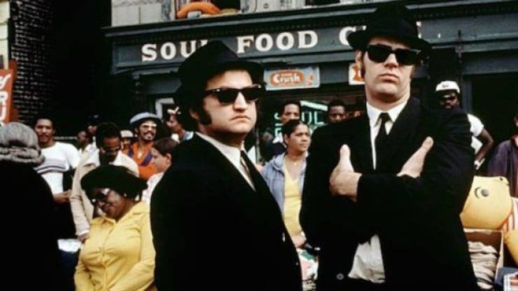 """""""The Blues Brothers"""" Are Cool With These Facts"""