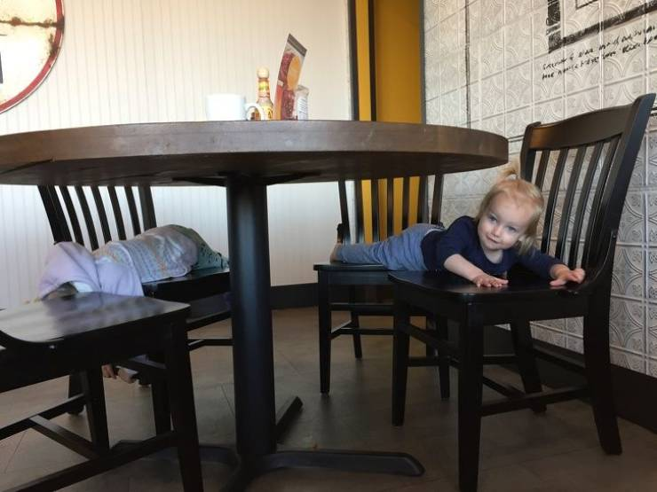 Weaklings Don't Survive Parenting