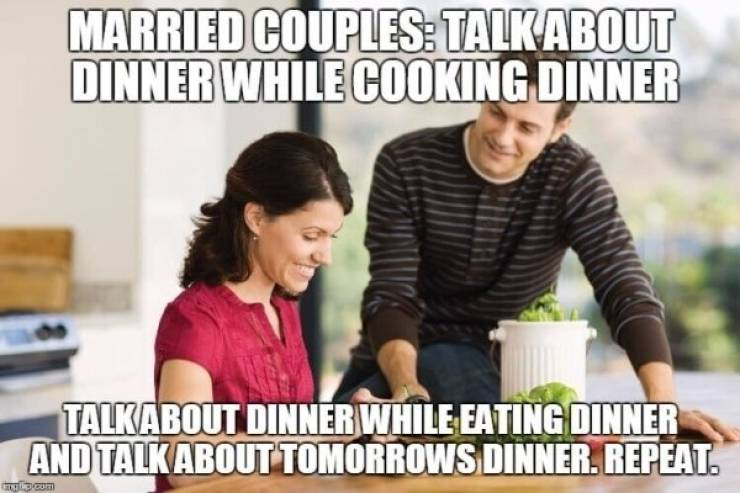 Married Life Is Almost Hilarious