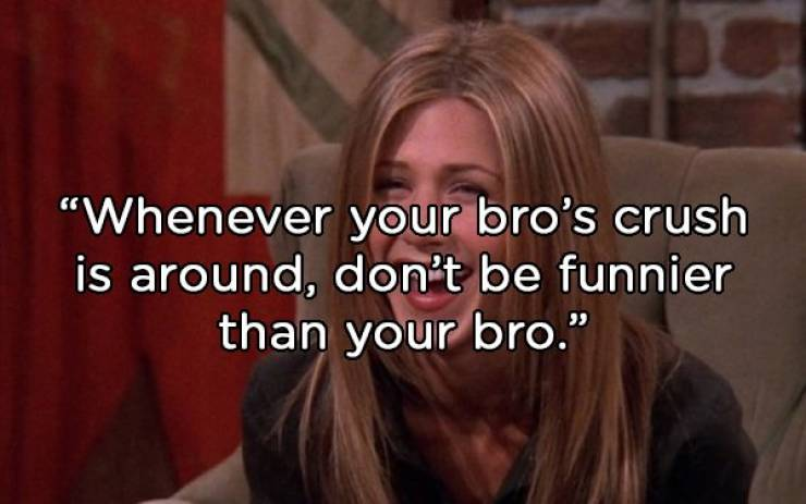 """Everybody Knows The Rules Of The """"Bro Code"""""""