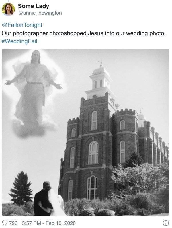 Every Wedding Has Its Fails