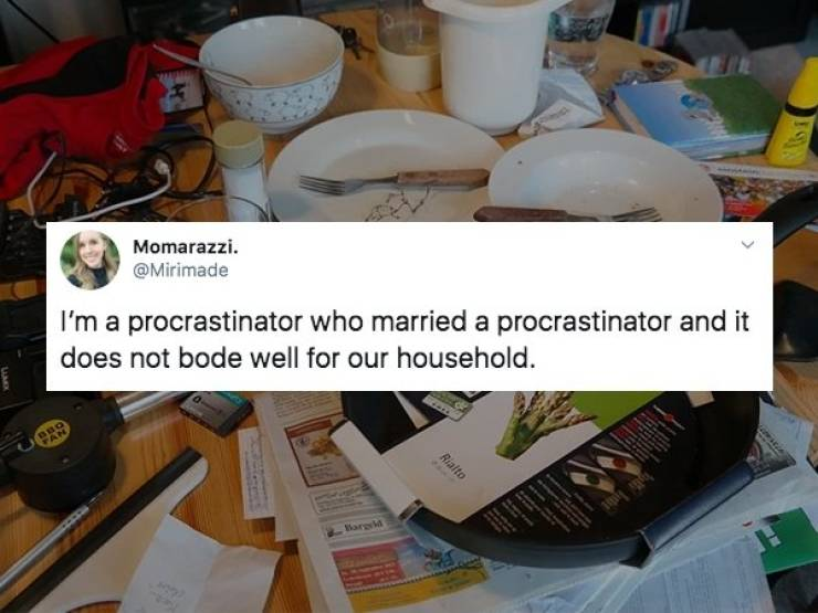 Married Folks Get All The… Jokes
