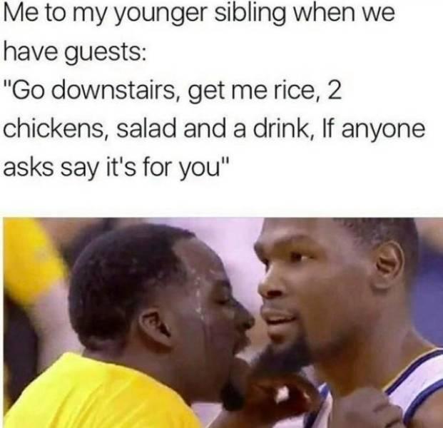 Oldest Kids Will Understand…
