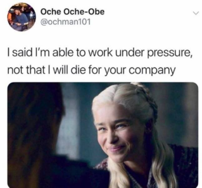 Don't Hate Your Job, Look At These Memes