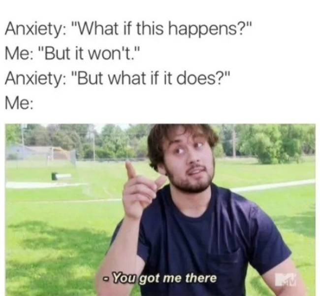 Overthinking Is Brought To You By These Memes