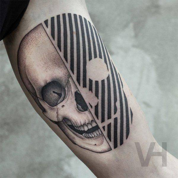 These Symmetrical Tattoos Are Ink-redible!