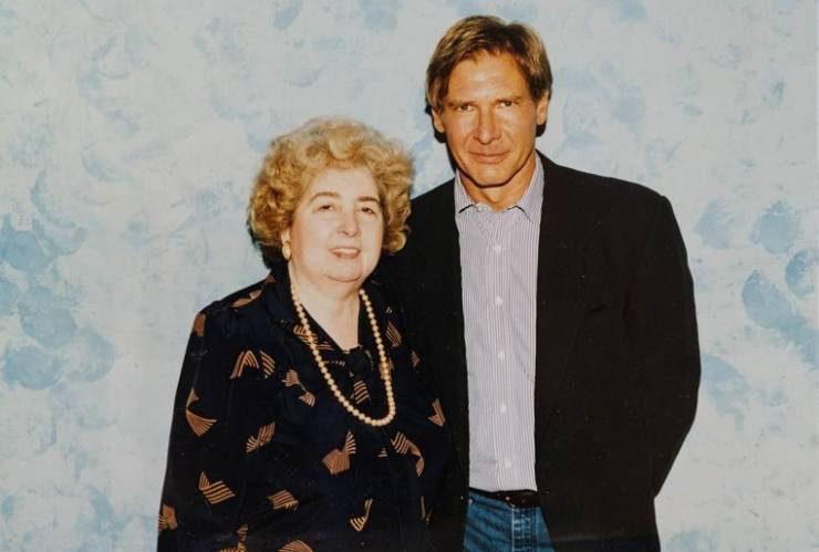 Who Is This Woman And Why She Has So Many Photos With Celebrities?