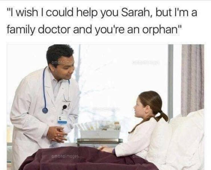 Cure Yourself With These Doctor Memes