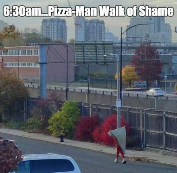 Walk Of Shame Or Stride Of Pride?