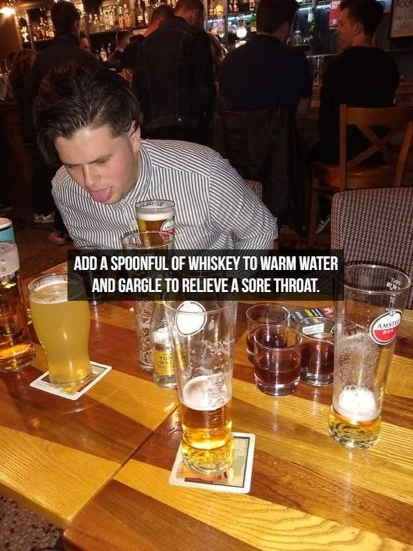 Beware Of These Alcohol Hacks!