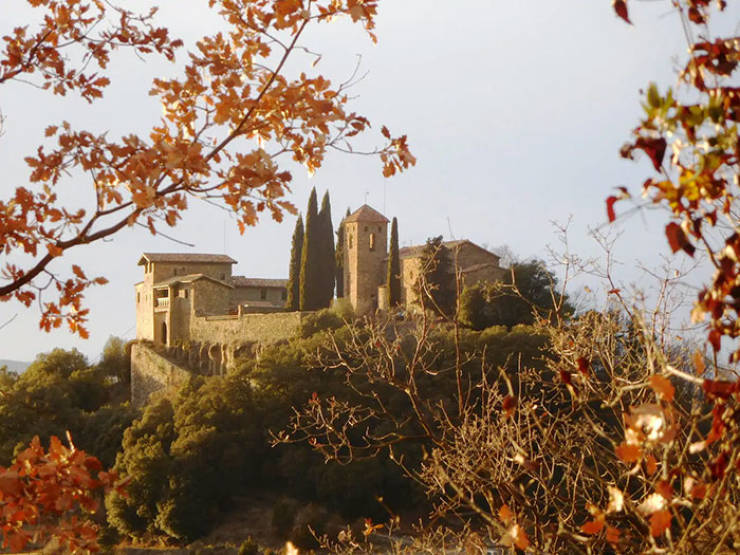 Just Rent Your Own Medieval Castle In Spain…