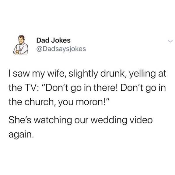 Dad Jokes Can't Be Bad, What Do You Mean?