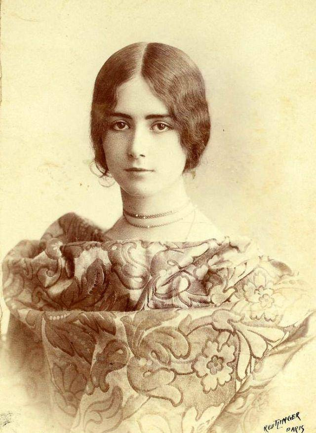 The Most Beautiful Woman Of XIX Century