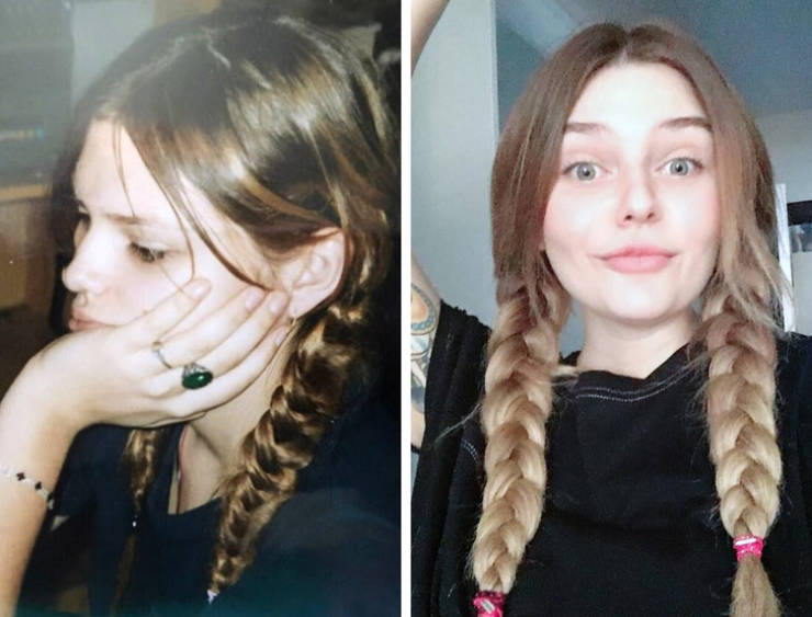 Women Show How Time Can Change Their Looks